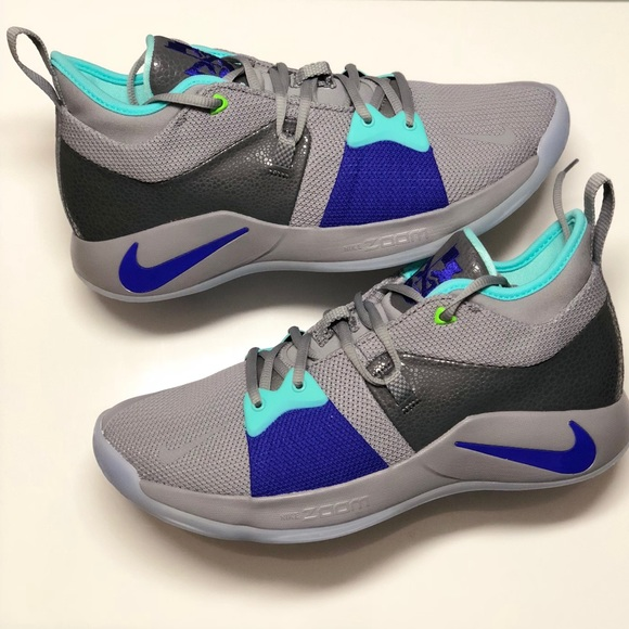 newest collection 57f44 971c4 NEW Kids Nike Air Zoom PG2 Paul George basketball